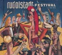 Rudolstadt 2018, 3 CDs