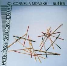 Cornelia Monske - Percussion Concertant, CD