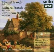 Thomas Blees,Cello, CD