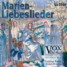 Vox Bona - Marien- & Liebeslieder, CD