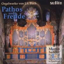 Martin Sander - Pathos und Freude, CD