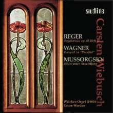 Carsten Wiebusch,Orgel, CD