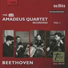 Amadeus Quartett - RIAS Recordings Vol.1, 7 CDs