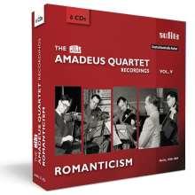Amadeus Quartett - RIAS Recordings Vol.5, 6 CDs