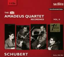 Amadeus Quartett - RIAS Recordings Vol.2, 2 CDs