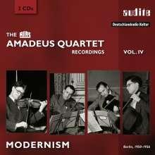 Amadeus Quartett - RIAS Recordings Vol.4, 2 CDs