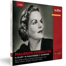 Maureen Forrester - Portrait, CD