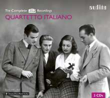 Quartetto Italiano - The Complete RIAS Recordings, 3 CDs