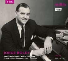 Jorge Bolet - Berlin Radio Recordings Vol.3, 3 CDs