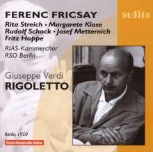 Giuseppe Verdi (1813-1901): Rigoletto (in dt.Spr.), 2 CDs