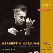 Herbert von Karajan - Audite-Edition Vol.1, 2 CDs