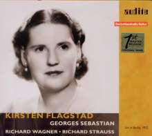 Richard Wagner (1813-1883): Wesendonck-Lieder, 2 CDs