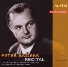 Peter Anders - Recital, 2 CDs