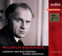 Ludwig van Beethoven (1770-1827): Klaviersonaten Nr.15,18,21,30, 2 CDs