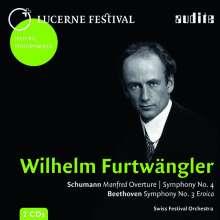 Robert Schumann (1810-1856): Symphonie Nr.4, 2 CDs
