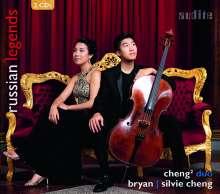 Cheng² Duo - Russian Legends, 2 CDs