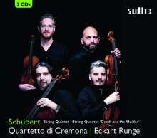 Franz Schubert (1797-1828): Streichquintett D.956, 2 CDs