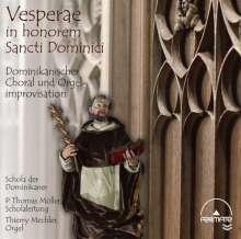 Vesperae in Honorem Sancti Dominici, CD
