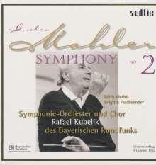 Gustav Mahler (1860-1911): Symphonie Nr.2 (180g), 2 LPs