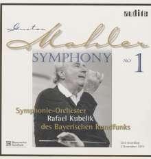 Gustav Mahler (1860-1911): Symphonie Nr.1 (180g Vinyl), 2 LPs