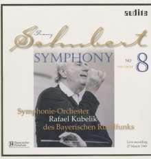 """Franz Schubert (1797-1828): Symphonie Nr.9  C-Dur """"Die Große"""" (180g), LP"""