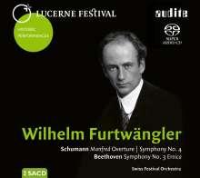 Robert Schumann (1810-1856): Symphonie Nr.4, 2 SACDs