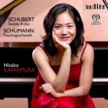 Hisako Kawamura,Klavier, SACD
