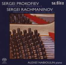 Alexei Nabioulin,Klavier, SACD