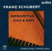 Franz Schubert (1797-1828): Impromptus D.899 & 935, SACD