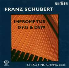 Franz Schubert (1797-1828): Impromptus D.899 & 935, Super Audio CD