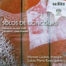 """Musik für Trompete & Klavier """"Solos de Concours"""", Super Audio CD"""