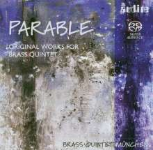Brass Quintet München - Parable, Super Audio CD
