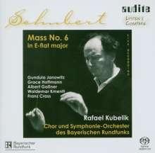 Franz Schubert (1797-1828): Messe Es-dur D.950, Super Audio CD