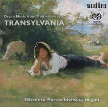 Orgelmusik aus dem multiethnischen Transsylvanien, SACD
