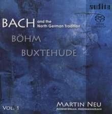 Bach und die norddeutsche Tradition Vol.1, SACD
