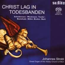 Johannes Strobl - Christ lag in Todesbanden, Super Audio CD