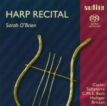 Sarah O'Brien - Harp Recital, Super Audio CD