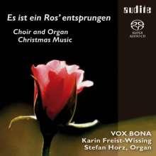 Es ist ein Ros entsprungen - Musik für Chor & Orgel, SACD
