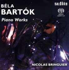 Bela Bartok (1881-1945): Klavierwerke, Super Audio CD