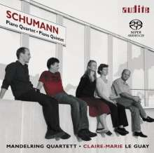 Robert Schumann (1810-1856): Klavierquintett op.44, SACD