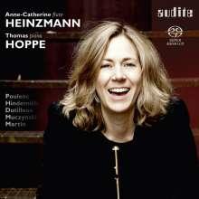 Anne-Catherine Heinzmann,Flöte, Super Audio CD