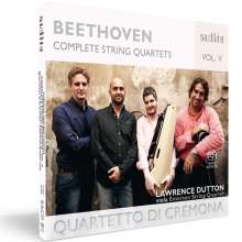 Ludwig van Beethoven (1770-1827): Sämtliche Streichquartette Vol.5, Super Audio CD
