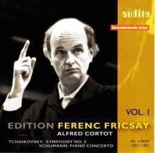 Ferenc Fricsay - Edition Vol.1, CD