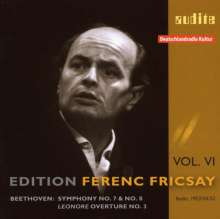 Ferenc Fricsay - Edition Vol.6, CD