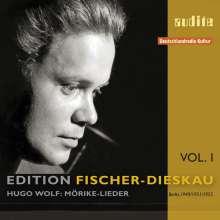 Edition Fischer-Dieskau Vol.1 (Audite), CD