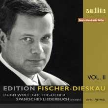 Edition Fischer-Dieskau Vol.2 (Audite), CD