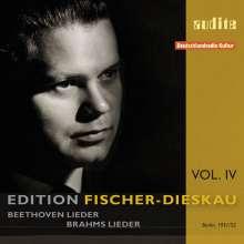 Edition Fischer-Dieskau Vol.4 (Audite), CD