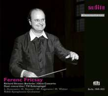 Ferenc Fricsay dirigiert Richard Strauss, CD