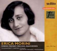 Erica Morini, CD