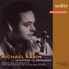Michael Rabin live in Berlin, CD